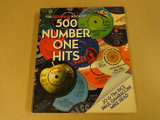 BOOK / THE GUINESS BOOK OF 500 NUMBER ONE HITS (JO & TIM RICE, PAUL GAMBACCINI)