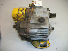 1976 Cub Cadet 1250 Hydro Garden Tractor Part : Transaxle Hydro Pump