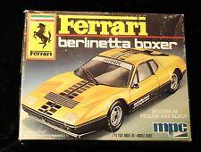 MPC Ferrari Berlinetta Boxer kit 1/24 Scale