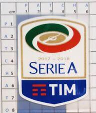Italie Patch badge Serie A maillot de foot Juventus Napoli Roma, Milan AC 17/18
