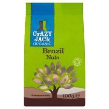 Crazy Jack Organic Brazil Nuts 100g