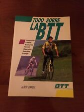 Tudo Sobre La BTT - Bicycle Book - Vintage BTT Book - Spanish
