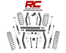 "1997-2002 Jeep TJ Wrangler 4WD 4"" Rough Country Suspension Lift Kit w/N3 [90630]"