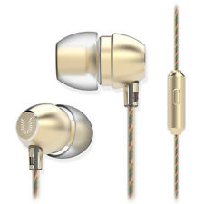 UiiSii HM7 In-ear Earphones Super Bass Stereo with Microphone Metal 3.5mm Jack