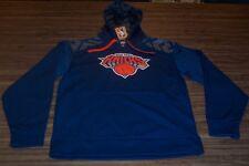 NEW YORK KNICKS NBA HOODED HOODIE SWEATSHIRT SMALL NEW w/ TAG Basketball