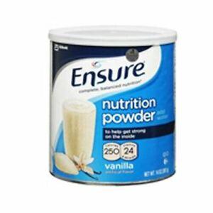 Ensure Nutrition Powder Vanilla 14 oz by Ensure