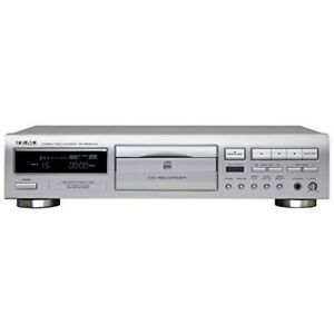 TEAC CD Recorder Silver CD-RW890MK2-S Expedited NEW From Japan new