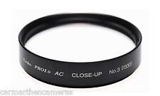 Kenko 52mm Close-up Lens No.3 Filter -Turn a normal lens into Macro one