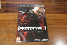 PROTOTYPE 2 - EDITION COLLECTOR BLACKWATCH     ----- pour PS3