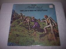 The New Seekers -We'd Like To Teach The World To Sing -Elekra Vinyl Lp 1971 ~NEW