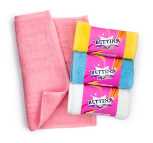 Bettina Premium Face Cloth - 100% Cotton - Soft, Gentle And Highly Absorbent.