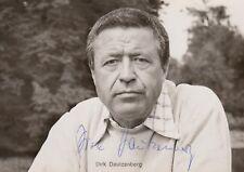 DIRK DAUTZENBERG --- original signiert - 7#12a