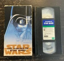 ***RARE*** Making Of Star Wars Vhs good condition add this to your collection