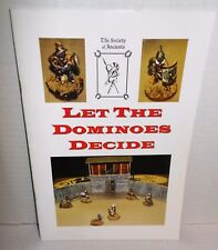 Two Rules Sets Let the Dominoes Decide Gladiators Blood & Sand+Anno Domino