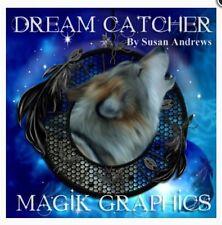 Magik Graphics Dreamcatcher Cd Rom Susan Andrews Jem's Designs