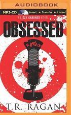 Lizzy Gardner: Obsessed 4 by T. R. Ragan (2014, MP3 CD, Unabridged)