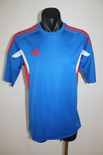 Adidas Climalite Blue Men's T-Shirt Size Small Training Running
