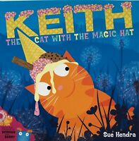 Keith The Cat With Magic Hat By Sue Hendra - Paperback(mini), New
