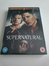 Supernatural - Series 7 - Complete (DVD, 2012, 6-Disc Set, Box Set)