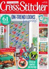 March Cross Stitcher Craft Magazines