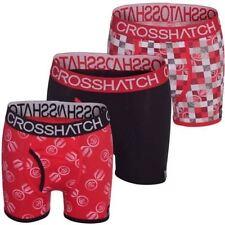 Boxer e intimo da uomo rossi a righe