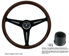 Nardi Classic 390mm Steering Wheel + MOMO Hub for Ford 5051.39.2300 + 4525