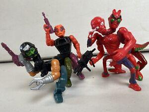 Heman MOTU action figure lot vintage Mattel - Horde MODULOK & MULTI-BOT