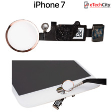 iPhone 7 & 7 Plus Touch Id Main Home Button Finger Scan Menu Replacement Flex