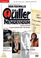 Nuovo The Quiller Memorandum DVD (7952443)