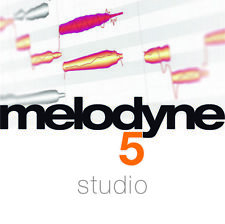 Celemony Melodyne 5 Studio Upgrade from Editor