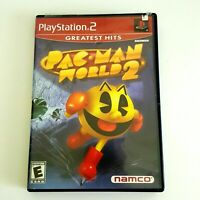Pac Man World 2  - Playstation 2  PS2 Video Game