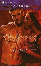 The Vampire's Kiss (Harlequin Nocturne)-ExLibrary