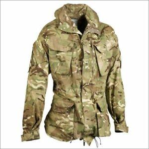 Genuine British Military MTP MultiCam Smock, MTP Combat Jacket - Super Grade
