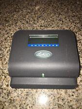 Lathem Model 800p Punch Time Clock No Charger Must Read Description