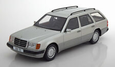 1990 Mercedes Benz 300 TE (S124) Silver by BoS Models LE of 504 1/18 Scale New!