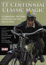 TT Centennial Classic Magic (DVD, 2012)