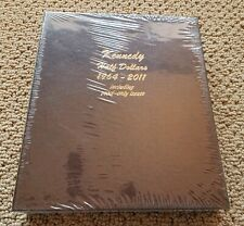 DANSCO Album Page Kennedy Half Dollars 1997-S to 2002-D Proof #8166-6 Page 6