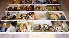 jean gabin LA HORSE ! jeu 16 photos cinema lobby card  1969