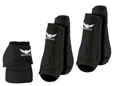 Relentless Trevor Brazile Sport Boots Black - Fronts/Hinds/Bell Boots - Mediums