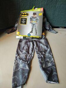 Toddler  DC Comics Batman Costume Size 2T