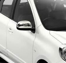 Genuine NISSAN MICRA 08/13 > Rétroviseur Covers-CARBON LOOK (KE9601H000CB)