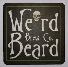 Weird Beard Brewery - Craft Beer Mat
