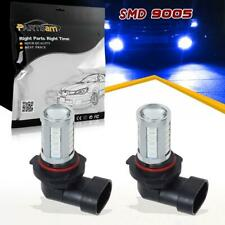 2Pcs 9005 Daytime Running Light DRL Bulbs Blue Led Projector Lamp for Toyota