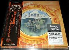 Wishbone Ash - Locked In (1976) JAPAN Mini LP SHM-CD (2010) NEW