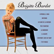 CD Brigitte Bardot : L'appareil à sous, La Madrague...