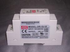 15W Single Output 12V Industrial DIN Rail Power Supply DR-15-12V