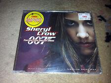 Tomorrow Never Dies 007 RARE CD Single NEW! Sealed!