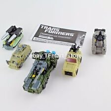 Transformers Power Core Combiner PCC BOMBSHOCK with Combaticons Team
