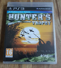 HUNTER'S TROPHY Jeu Sur Sony PS3 Playstation 3 Neuf Sous Blister VF