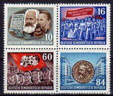 DDR Block 9 A ** Herzstück verzähnt Karl Marx (56)